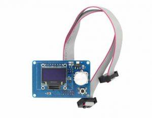 نمایشگر و کنترلر پرینتر سه بعدی