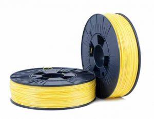 فیلامنت PLA زرد