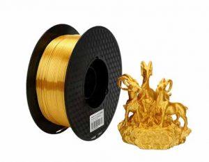 فیلامنت PLA طلایی
