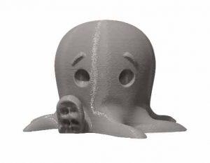 فیلامنت PLA خاکستری